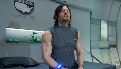 《Death Stranding Director's Cut》評測:PS5 手把讓新鮮感提升更高層次