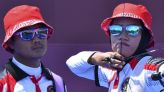 Olympics-Archery-Unvaccinated U.S. archer misses fans as S.Korea wins mixed gold