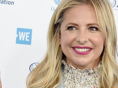 Buffy's Sarah Michelle Gellar stars in new Amazon series Hot Pink