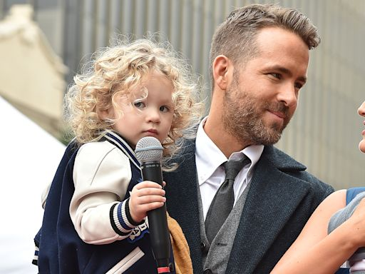 Ryan Reynolds says time with his daughters was best (and worst) part of quarantine
