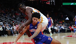 Why the Detroit Pistons are preaching patience with Killian Hayes