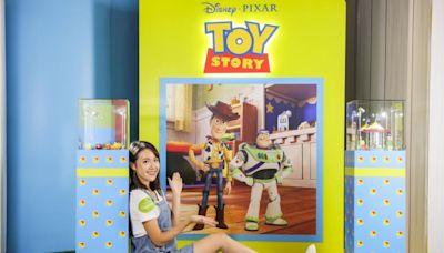 商場打卡 迪士尼角色進駐海天晉滙 設巨型故事書及微縮打卡區