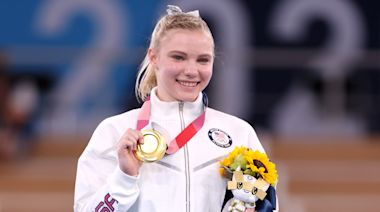 東奧8.2|女子自由體操決賽 美國選手凱莉摘金