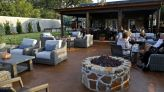 Want to dine on a patio but don't want to freeze? Colleyville has you covered