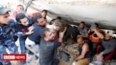 Israel-Gaza conflict: Apparent war crimes committed, says rights group
