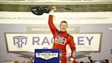 Ryan Preece wins his NASCAR Camping World Truck Series debut at Nashville