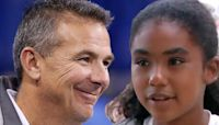 Urban Meyer Invites 11-Year-Old Female Football Star to Jags Camp, Congrats on 1st TD!