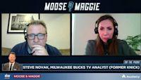 Steve Novak Talks About the Knicks Surprising Season | Moose & Maggie