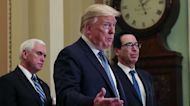 Details on Trump's coronavirus stimulus plan still unclear