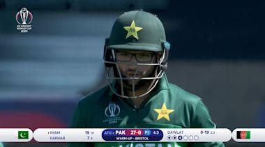 Afghanistan bt Pakistan by 3 wickets