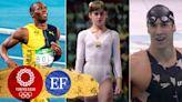 Comaneci, Owens, Phelps, Bolt: 10 momentos épicos en la historia de los Olímpicos