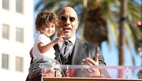 Dwayne Johnson Shares Gratitude for His 'House Full of Estrogen' on 2-Year-Old Daughter Tiana's Birthday