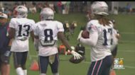 Patriots Put On Full Pads For 1st Time During 2021 Training Camp