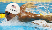The Rush: Ryan Lochte on the intense pressure of the Olympics