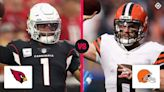 What channel is Browns vs. Cardinals on today? Time, TV schedule for NFL Week 6 game