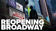 Broadway announces audience vaccine, mask requirements