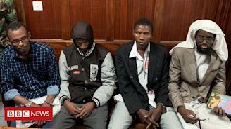 Three guilty over Kenya Garissa militant raid