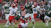 Football roundup: Dalton Witter rushes for four scores in Oak Harbor win