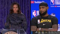 Celebrities like LeBron James, Jennifer Lopez push for high voter turnout