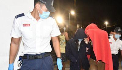 大埔三門仔海面有快艇翻艇 12人墮海獲救包括1名嬰兒
