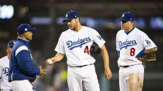 Dave Roberts further explains he never intended to pull Rich Hill out of World Series