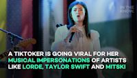 Who is Rachel Sandy? TikTok user parodies Taylor Swift, Lorde and other artists