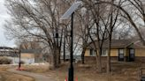 City of Montrose installs new solar-powered lights at Rotary Park