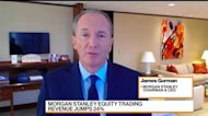 Morgan Stanley CEO Says Fed Has to Move Aggressively