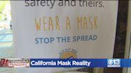 Sacramento Businesses Prepare For New Mask Guidelines