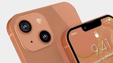 iPhone 13渲染圖曝光!傳三星獨家供應新機螢幕