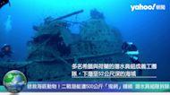 拯救海底動物!二戰潛艇遭500公斤「鬼網」纏繞 潛水員組隊拆除