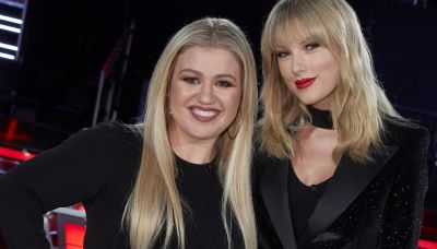 Kelly Clarkson's sound advice to Taylor Swift resurfaces after release of 'Fearless'