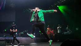 El Alfa Brings Dembow Movement to Celebratory Madison Square Garden Show