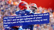 Where do Florida's pair of Kyles land in the NFL draft? USA TODAY Sports takes a look