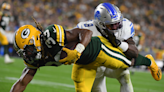 Packers vs. Lions final score, results: Green Bay gets first win of the season behind 4 TDs from Aaron Jones
