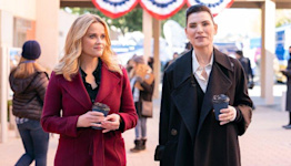 Julianna Margulies Defends Playing a Lesbian on 'The Morning Show'