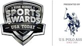 Just announced: Here are the honorees for the national USA TODAY High School Sports Awards