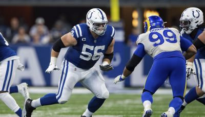 Colts' Quenton Nelson expected to play vs. 49ers