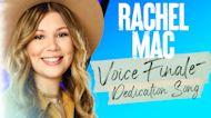 "Rachel Mac Sings Lee Ann Womack's ""I Hope You Dance"" - The Voice Finale Performances 2021"