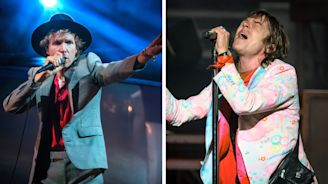 Beck barely scratches the surface, Cage the Elephant steals the show at N.J. concert: review