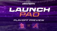 Yahoo Sports' Launch Pad - Can Cards offense match Braves bats?