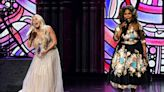 Carrie Underwood Performs Powerful Medley of Gospel Hymns with CeCe Winans at 2021 ACM Awards