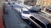 悚!母抱8個月女嬰過馬路 慘遭失控酒駕車撞倒畫面曝光