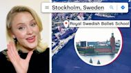 Zara Larsson Takes You on a Tour of Her Hometown (Stockholm)