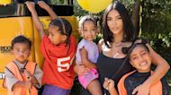 Kim Kardashian Throws Epic Construction-Themed Party For Psalm West's 2nd Birthday