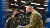 Spangdahlem Air Base's rifle-cleaning system does 'too good a job' for the Army