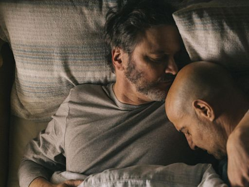 Colin Firth and Stanley Tucci excel in the heartbreaking and beautiful Supernova