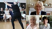 Duchess of Cornwall reveals how she starts her day with ballet lessons