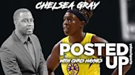 Posted Up - Chelsea Gray on why basketball fans shouldn't sleep on the WNBA