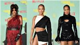 """Regina King, Jay-Z, Kelly Rowland And More Light Up The Red Carpet Of The LA Premiere Of """"The Harder They Fall"""""""